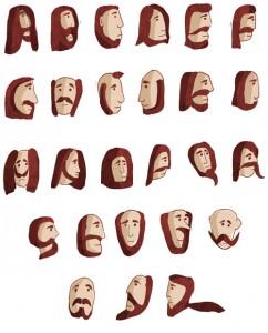 Beard ABC's