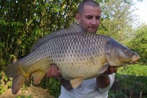 31 pound fish